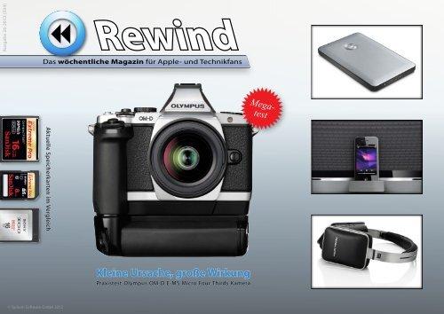 Rewind - Issue 26/2012 (334) - Mac Rewind