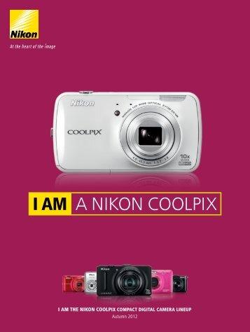 I AM A NIKON COOLPIX - Imaging Products - Nikon