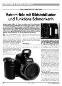 Nikon Coolpix E8800 VR: Extrem-Tele-Zoom-Digitalkamera - ITM ... - Seite 2