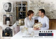 Fotobuch, Fotokalender, Fotogeschenke und ... - Miller Optik GmbH