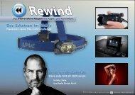 Das Scheinen im Walde - Mac Rewind