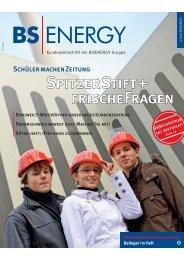 Ausgabe 1/2008 - BS Energy