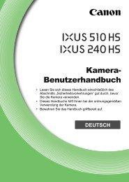 Kamera- Benutzerhandbuch