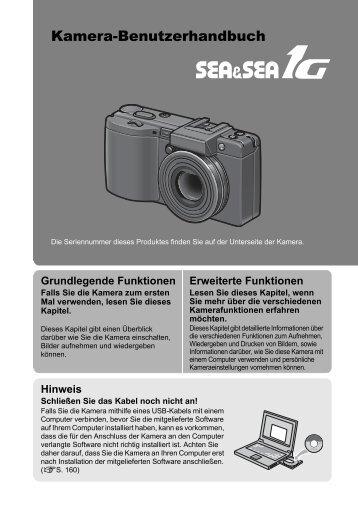Kamera-Benutzerhandbuch - Blue Ring Octopus