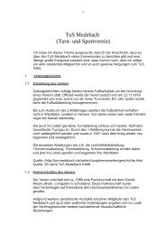 Text(PDF) - Tus Medebach 1919 e.V.