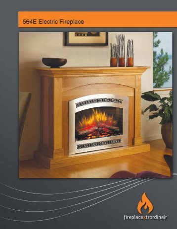 Add The Beauty Of A Fireplace In Less - Lisacs Fireplaces & Stoves