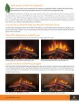 Add The Beauty Of A Fireplace In Less - Lisacs Fireplaces & Stoves - Page 3