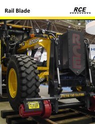 1 4 3 2 - Rail Construction Equipment