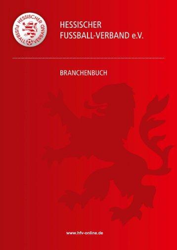 hinein - Hessischer Fußball Verband