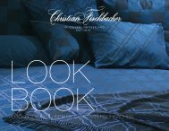 Lookbook als PDF - Betten Thaler