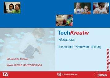 TechKreativ - DiMeB - Universität Bremen