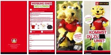 Anmelde - Bayer 04 Leverkusen