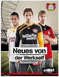BayArenaMAGAZIN - Bayer 04 Leverkusen