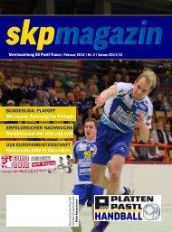 """""""Go Handball !"""" Danke für die Unterstützung! - SK Pastl-Traun"""