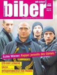 echte Wiener: rapper jenseits des gürtels - Biber