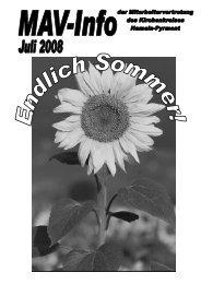 Inhaltsverzeichnis Seite - Kirchenkreis Hameln-Pyrmont