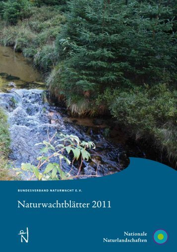Berufsbekleidung Naturwacht – Artikelsortiment 2010