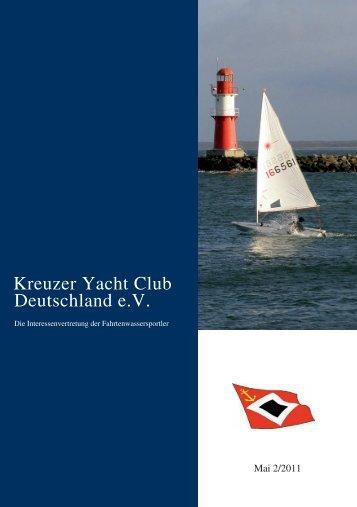 Navigation & Nautik 2011 - Kreuzer Yacht Club Deutschland e.V.