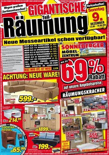 Die oberlinder stra e is - Sonneberger mobelzentrum ...