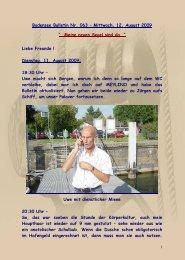 Bodensee Bulletin Nr. 63 - Mittwoch, 12. August ... - big-max-web.de