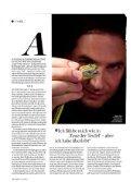 Grün ist die Hoffnung - Serge Debrebant, Journalist, London - Page 2