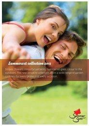 Summerset collection 2012 - Tuinkussen.com