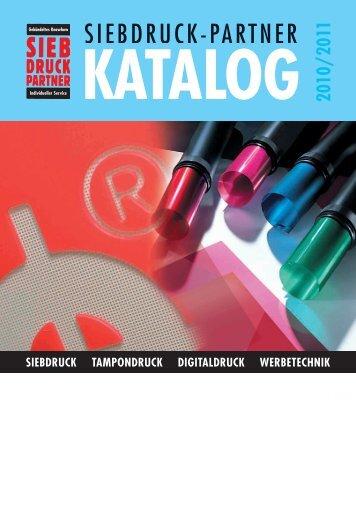 katalog - Siebdruck-Partner