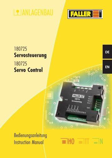 180725 Anleitung - Faller