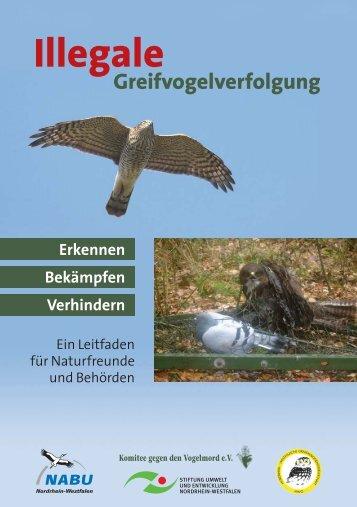 illegalen Greifvogelverfolgung
