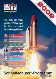 Schnellschuss-Programm 2009.qxd - Herm. Fichtner Hof GmbH
