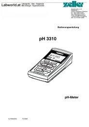 pH 3310 - Labworld.at