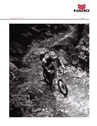 MTB/ASPHALT BIKES 2010 - Haro Bikes