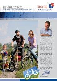 EINBLICKE. - Tretter Versicherungsmakler GmbH