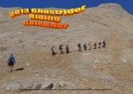 Ghostriders Overseas Adventure Program