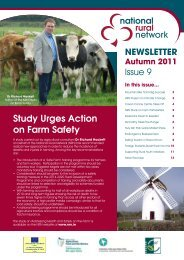 In this issue... - National Rural Network