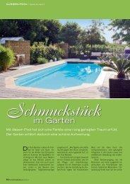 Schmuckstück - Topras Schwimmbadtechnik