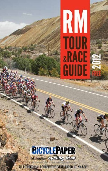 RM touR / Race guide - Bicycle Paper.com