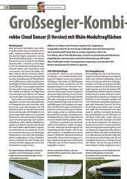 (e-Version) mit Rhön-Modultragflächen Großsegler-Kombi ... - Robbe