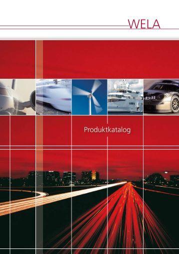 Produktkatalog - WELA Handelsgesellschaft mbH