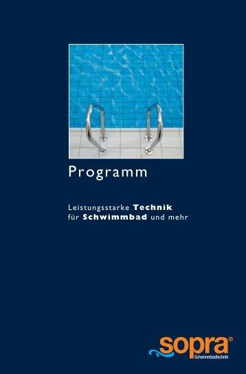 Schwimmbad - Conceptpools
