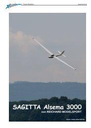 Punktlandung: SAGITTA Alsema 3000 - Airmix