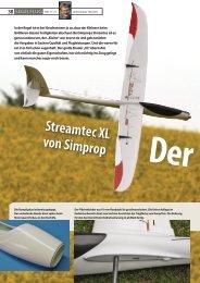 Der große Bruder Streamtec XL von Simprop