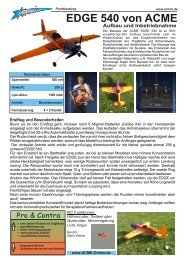 EDGE 540 von ACME - Airmix