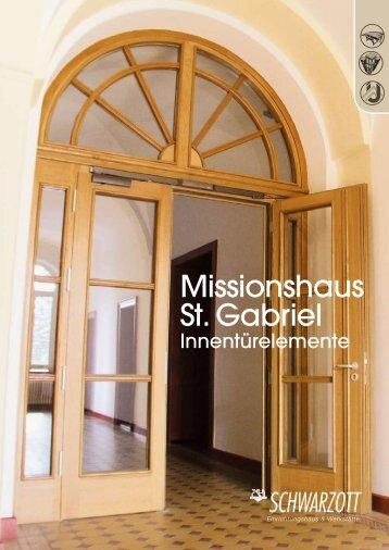 Missionshaus St. Gabriel - Schwarzott