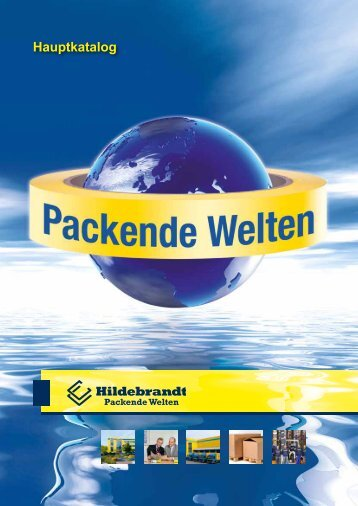 Gesamtkatalog - Paul Hildebrandt AG