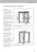 TSA 160 NT Planungsunterlage - METALLBAU PUCKL GmbH 2012 - Seite 5