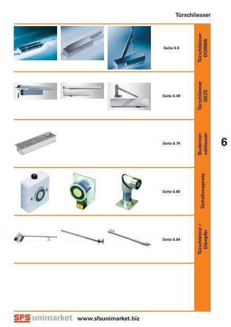 Türhebel und Drehlager für Pendeltüren Zapfenband verstellbar mit Unterteil