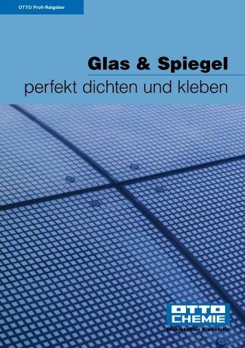 Glas & Spiegel perfekt dichten und kleben - Northe