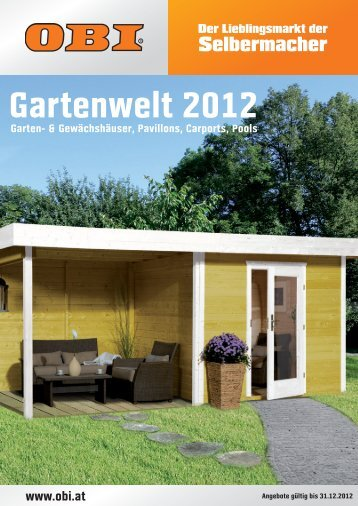Gartenwelt 2012 - Obi