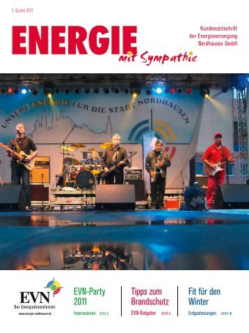 PDF Download - Energieversorgung Nordhausen GmbH